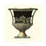Crackled Large Giardini Urn I Prints by Giovanni Giardini