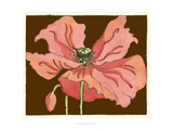 Petal Poetry I Giclee Print by Slocum Nancy