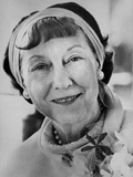 First Lady Mamie Eisenhower, ca 1960 Photographic Print