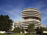 Watergate Hotel, Site of Break-In of Democratic Party by Agents of Nixon Administration, ca 2000 Photographic Print