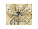 Tone on Tone Petals V Giclee Print by Slocum Nancy