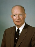 President Dwight Eisenhower, February 1959 Photographic Print