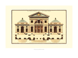 Architectural Facade VI Giclee Print by Jean Deneufforge