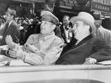 General MacArthur Is Cheered by New Yorkers on April 20, 1951 Photo