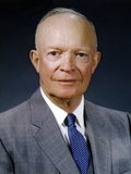 President Dwight Eisenhower, May 29, 1959 Print