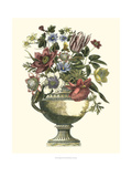 Floral Splendor II Art by Giovanni Piranesi