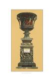 Vase et Piedestal II Posters by Giovanni Piranesi
