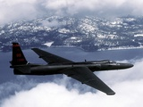 US Air Force U-2 High-Altitude Reconnaissance Aircraft Photo