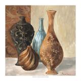 Spa Vases I Prints by Marietta Cohen