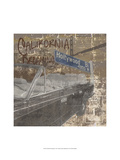 California Dreaming Prints by Andrea James