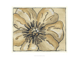 Tone on Tone Petals II Giclee Print by Slocum Nancy