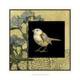 Bird Fantasy II Poster by Jennifer Goldberger