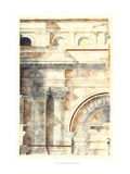 Classical Architecture I Print by  Vision Studio