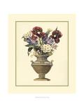 Elegant Bouquet I Print by  Vision Studio