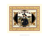 Crackled Cuban Cigars Posters by  Vision Studio