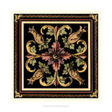 Decorative Tile Design II Giclee Print by Vision Studio