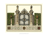 The Grand Garden Gate III Giclee Print by O. Kleiner