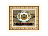 Crackled El Matador Cigars Poster by  Vision Studio
