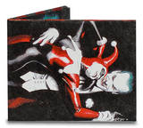 The Joker and Harley Quinn Tyvek Mighty Wallet Wallet