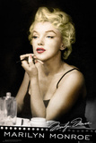 Marilyn Monroe Lipstick Photographie