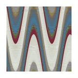 Radio Waves I Prints by Ricki Mountain