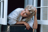 Marilyn Monroe - Window Kunstdrucke
