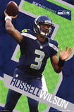 Russell Wilson - Seattle Seahawks Posters
