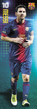 Lionel Messi - FC Barcelona Pster