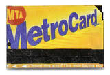 MetroCard NYC MTA Mighty Case Cards Wallet