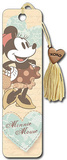 Minnie Mouse Style Queen Beaded Bookmark Bookmark
