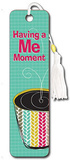 Having a Me Moment Beaded Bookmark Bookmark