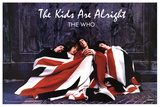 The Who - The Kids Are Alright Pôsters