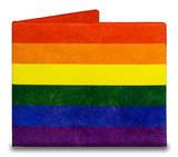 Rainbow Tyvek Mighty Wallet Wallet