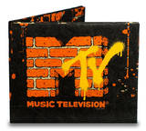 Mtv Brick Wall Tyvek Mighty Wallet Wallet