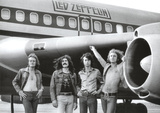 Led Zeppelin Airplane Pósters