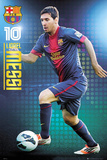 Lionel Messi - FC Barcelona Juliste