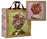 Flower Heads Shopper Tote Bag