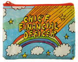 Chief Financial Officer Coin Purse Coin Purse