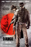 Django Unchained, film de Quentin Tarentino, 2013 Affiches