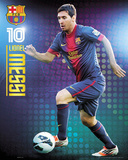 Lionel Messi - FC Barcelona Julisteet