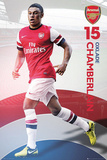 Alex Oxlade-Chamberlain - Arsenal FC Julisteet