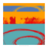 Surf's Up II Premium Giclee Print by Ricki Mountain
