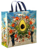 Avocado Shopper Tote Bag