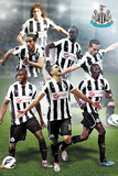 Newcastle United FC 2012/13 Players Posters