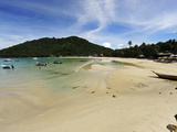 White Sand Beach, Perhentian Kecil, Malaysia Photographic Print by Anthony Asael