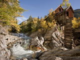 Crystal Mill, Gunnison National Forest, Colorado, USA Photographic Print by Don Grall