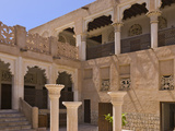 Traditional House in Bastakia Quarter, Old Town, Dubai, United Arab Emirates Photographic Print by Keren Su