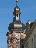 Spire of Providenzkirche, or Church of Providence, Old Town, Heidelberg, Germany Photographic Print by Michael DeFreitas