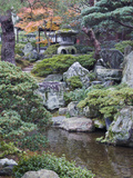 Kyoto Imperial Palace, Kyoto, Japan Fotografisk tryk af Rob Tilley