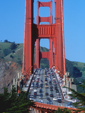 Golden Gate Bridge, San Francisco, California, USA Photographic Print by John Alves
